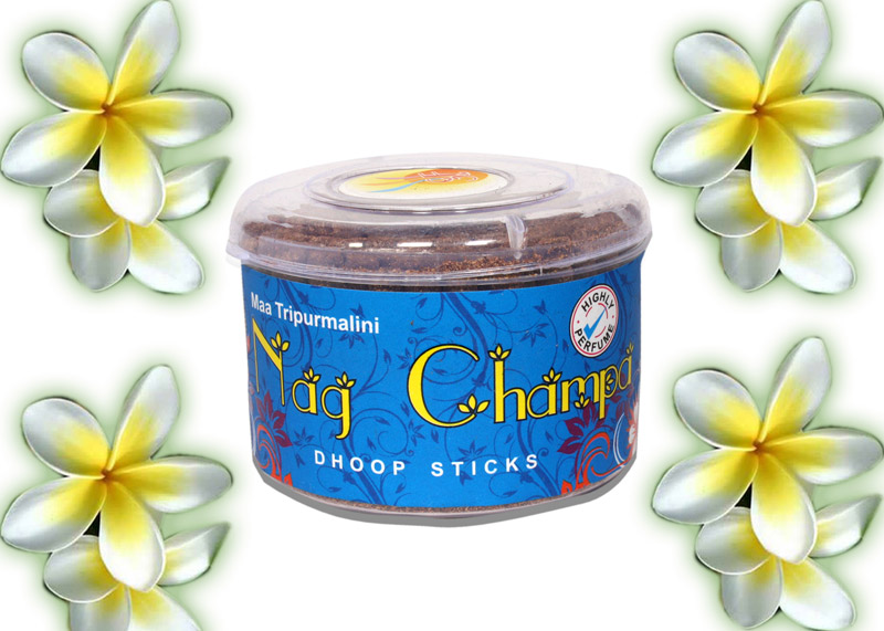 Nag Champa Dhoop Sticks (Approx 100 Sticks)