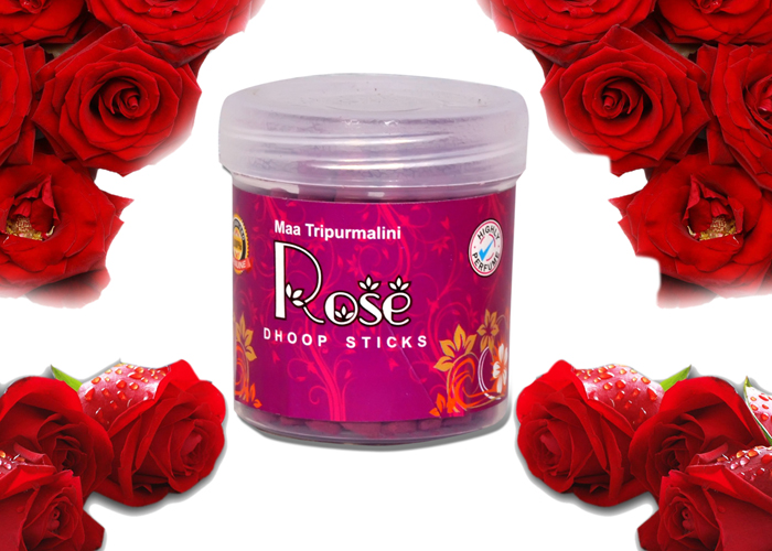 Rose Dhoop Sticks 50gms(Approx 30 Sticks)